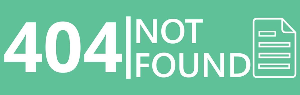 404-es hiba: mit jelent és hogyan szüntethetjük meg?