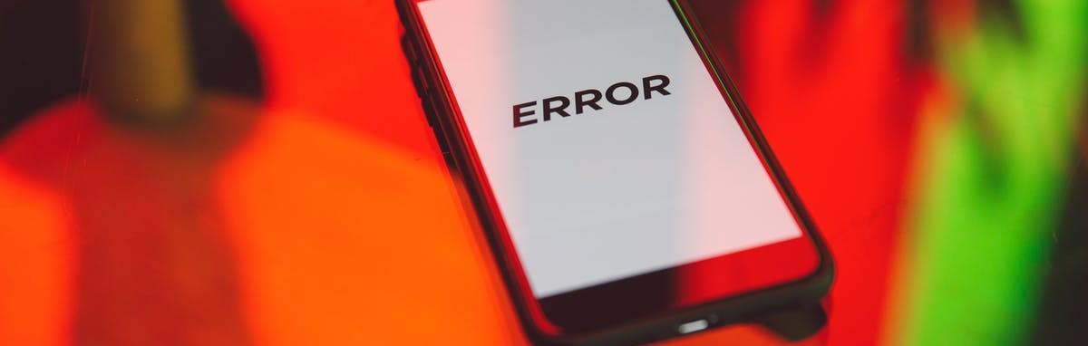 Tipikus hibák a keresőoptimalizálás során